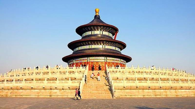 Private Tour-Tiananmen Square,Forbidden City,Temple of Heaven with Lunch