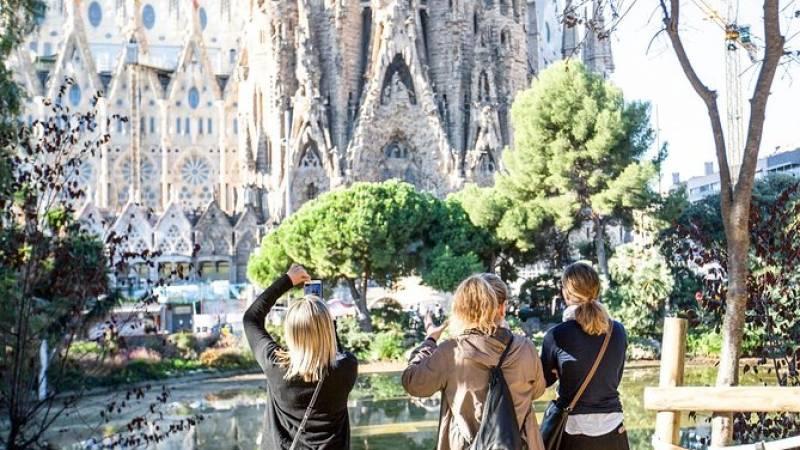 Fast Track Sagrada Familia Guided Tour