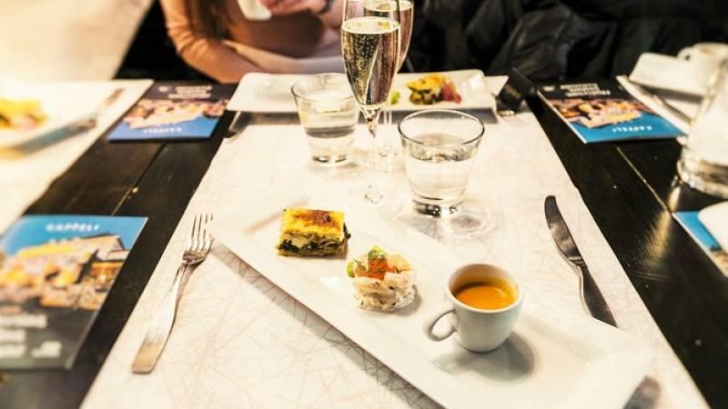 Helsinki Food Tour Including Tastings