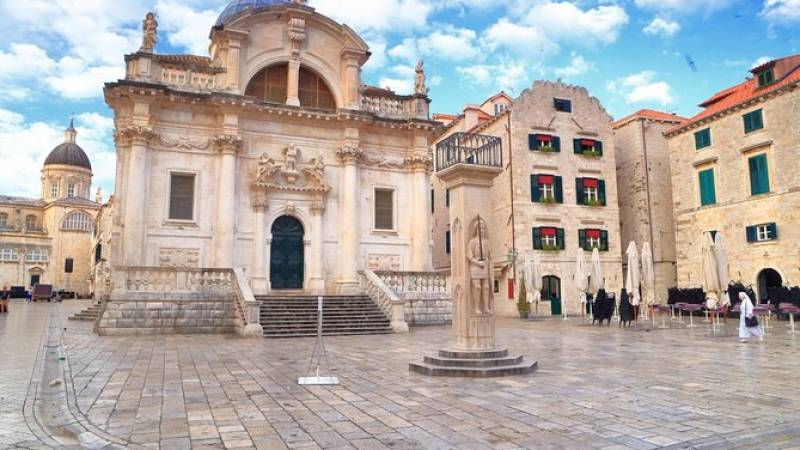 Private Tour: Panoramic Dubrovnik Tour Including Old Town Walking Tour