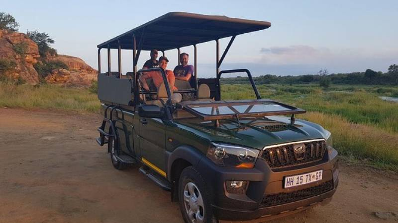 Kruger National Park One Day Safari from Johannesburg
