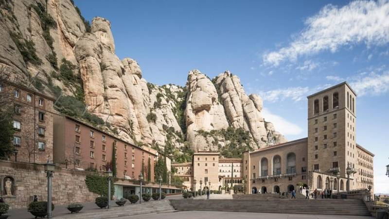 Montserrat Monastery Afternoon Tour with Cog-wheel Train