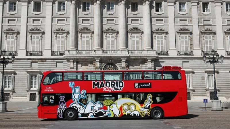 Madrid City Tour Hop-On Hop-Off