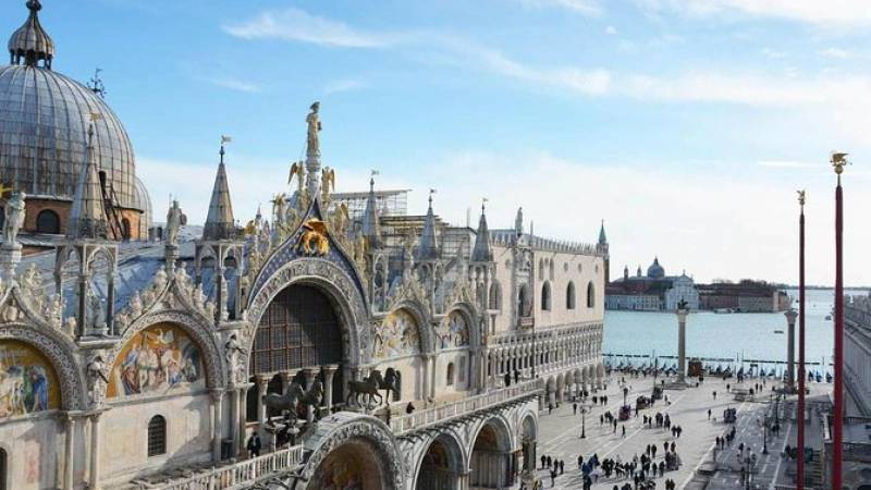Venice Must-Sees: St Mark's Basilica & Doge's Palace Fast Track Tour