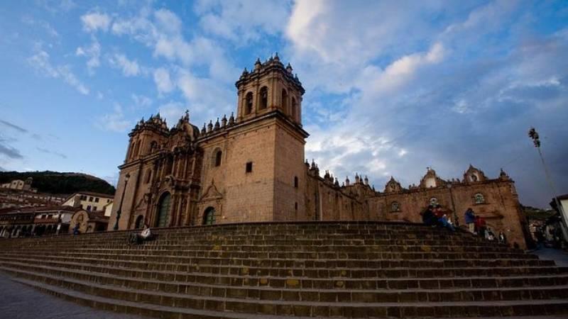 Half Day Cusco Inca Heritage and San Pedro Market
