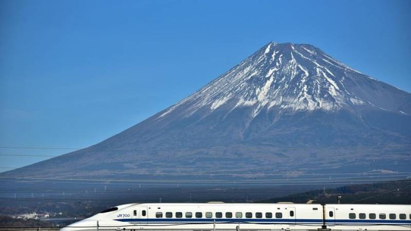 1Day Mt Fuji, Hakone & Owakudani from Tokyo (Return by Bullet train)