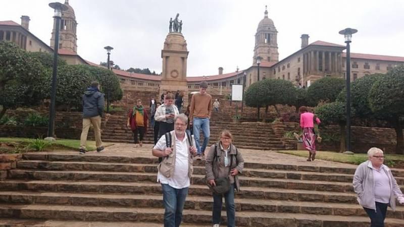 Pretoria, Soweto and Apartheid Museum Guided Day Tour from Johannesburg