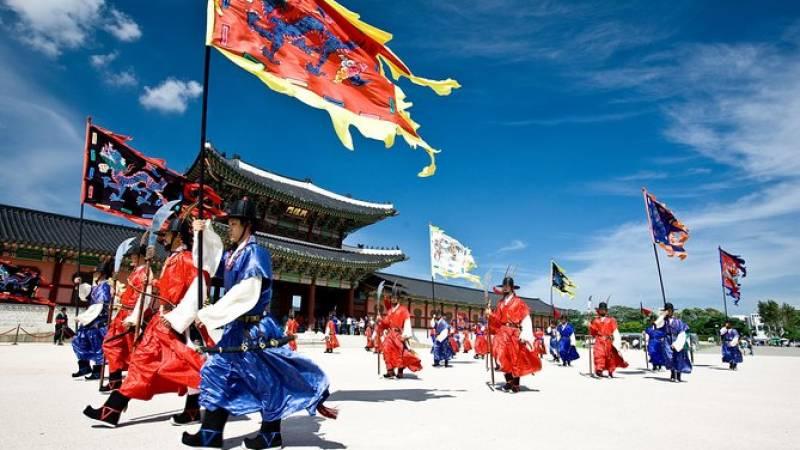 Port shore Excursion Tour - Incheon to Seoul (8hours)
