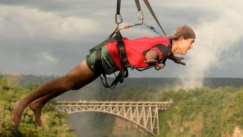 Adrenaline High Wire Package (Zimbabwe)