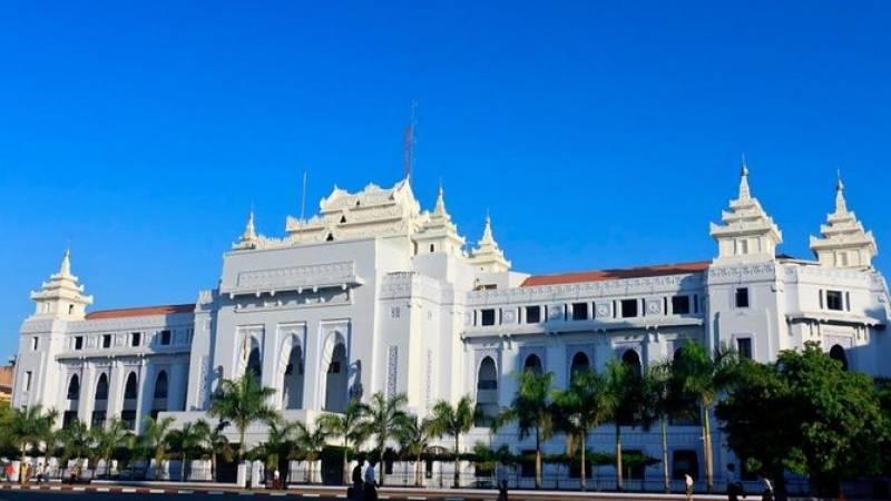 Private Full-Day Yangon City Tour and Circular Train Ride