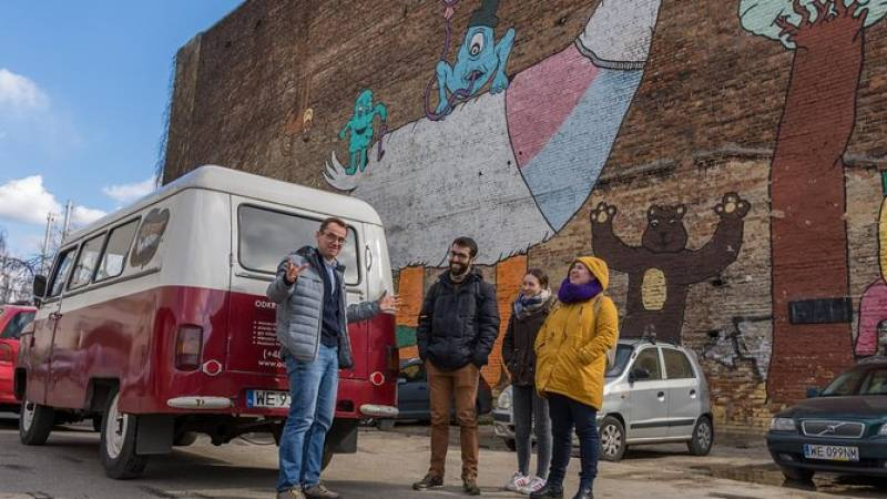Warsaw: Off the Beaten Path (regular city tour)