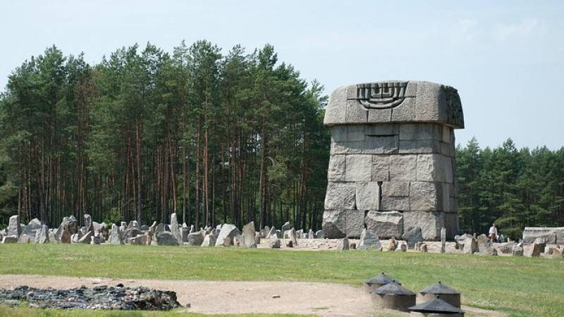Treblinka Concentration Camp in One Day from Warsaw
