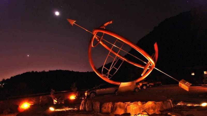 Observatory Stargazing Tour from Santiago