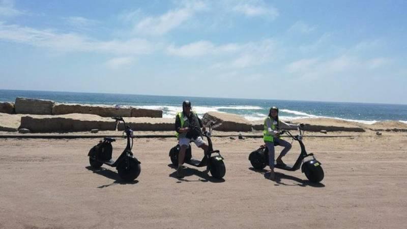 Swakopmund City Tour by Electric Bike (3 Hour Tour)