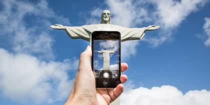 AK Christ the Redeemer Phone Rio