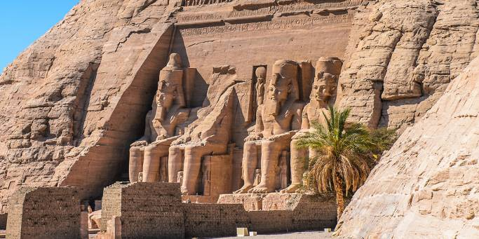 Great Temple of Abu Simbel | Egypt