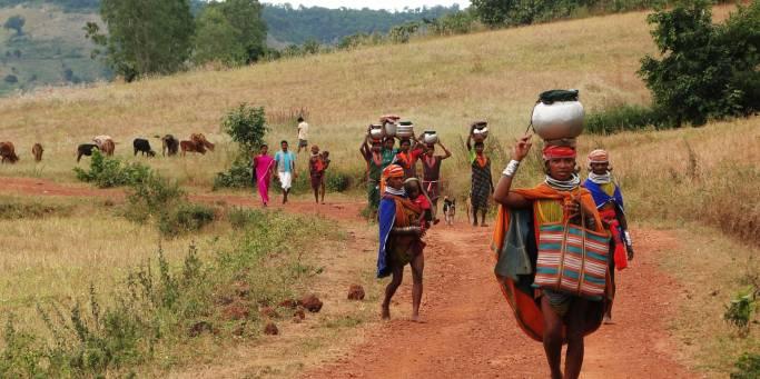Local tribespeople | Orissa | India