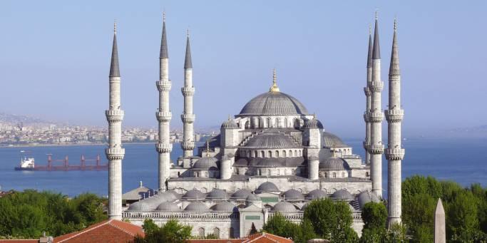 Blue Mosque | Istanbul | Turkey
