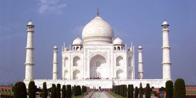 The Taj Mahal | Agra | India