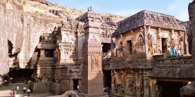 Ellora Temple | Ajanta and Ellora | India