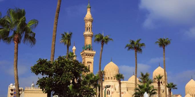 El-Mursi Abul Abbas Mosque | Alexandria | Egypt
