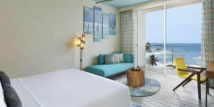 Amari Galle Hotel Deluxe Ocean View Room | Sri Lanka
