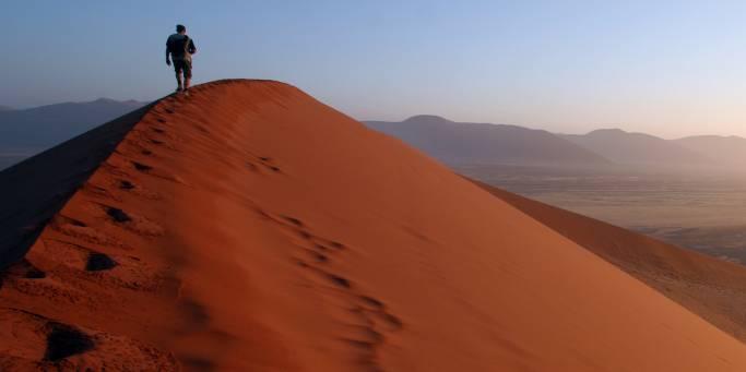 Dune 45 | Sossusvlei | Namibia