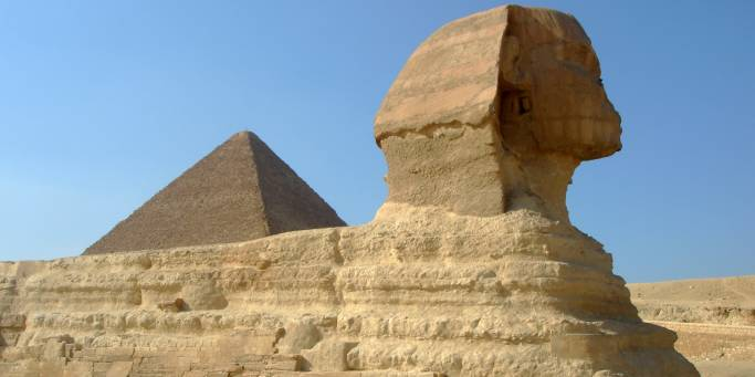 The Sphinx | Giza | Egypt