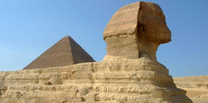 The Sphinx   Giza   Egypt