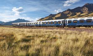 Andean Explorer Exterior - On The Go Tours