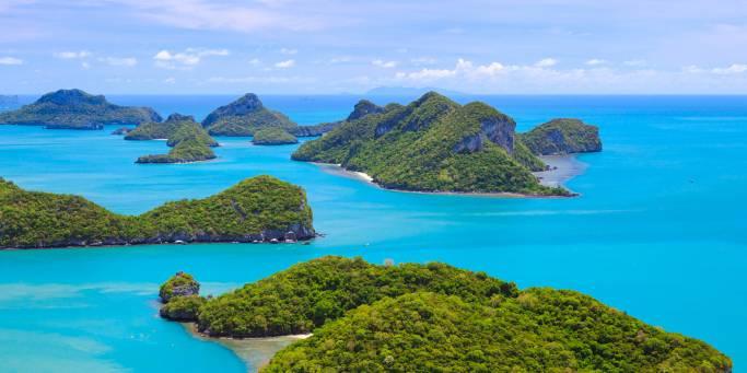 Ang Thong Marine Park | Thailand | Southeast Asia