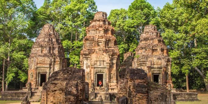 Angkor Temples | Siem Reap | Cambodia