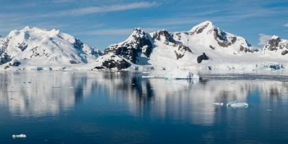 Antarctica best places to visit menu image - On The Go Tours