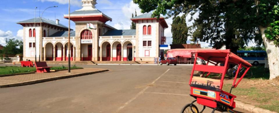 Antsirabe Highlight