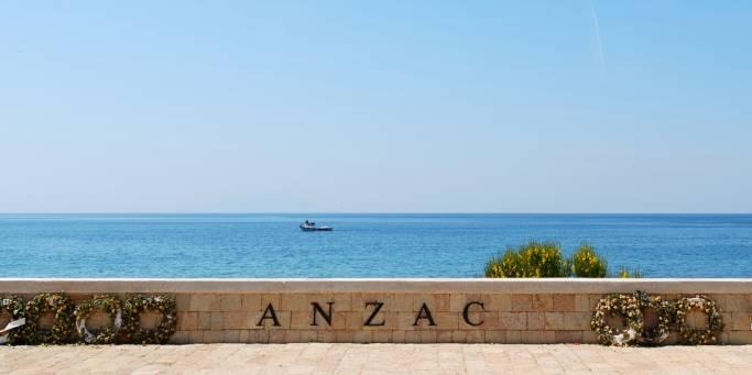 ANZAC Cove | Gallipolli | Turkey