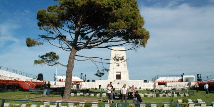 Lone Pine at Anzac Cove | Anzac Day | Turkey