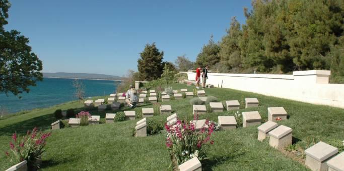 Anzac Cove Cemetary | Anzac Day | Turkey