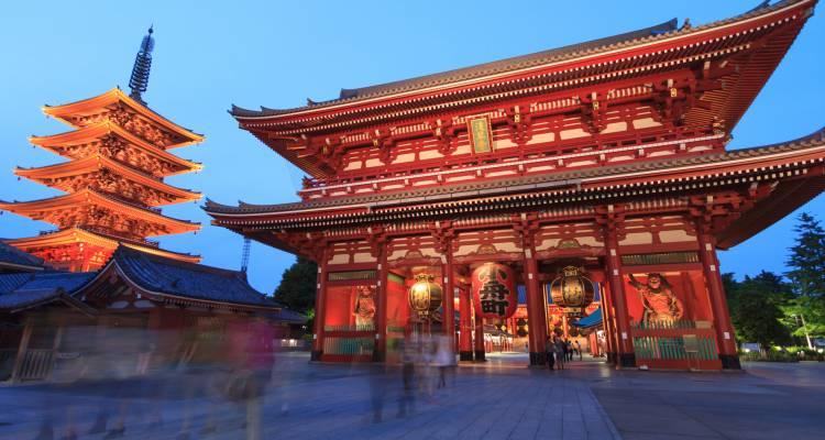 Tokyo to Takayama - 13 days