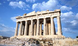 Athens Acropolis Daytime - Greece Tours - On The Go Tours