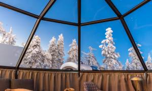 Aurora-&-Glass-Igloo-Explorer---Finland---On-The-Go-Tours