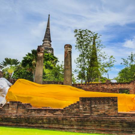 Ayutthaya Temple - Thailand Tours - On The Go Tours