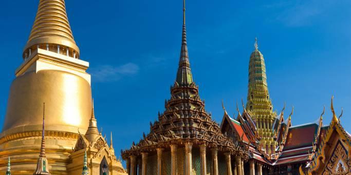 Bangkok Temples | Thailand | Southeast Asia