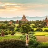 Bagan Temples | Myanmar | Southeast Asia