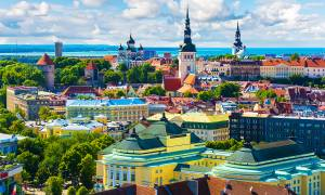 Baltic Capitals Explorer Main Image - Tallinn Old Town - Eastern Europe Tours