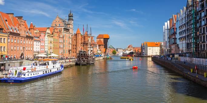 Gdansk   Poland   Eastern Europe