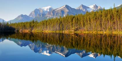 Banff National Park - Best places to visit in Canada menu image - On The Go Tours