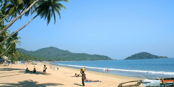 Beautiful beach | Goa | India