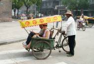 Rickshaw ride | Beijing | China
