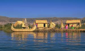 Best of Peru and Bolivia main image- Uros islands- Peru tours
