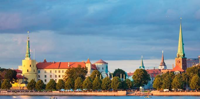 Riga Castle | Riga | Latvia